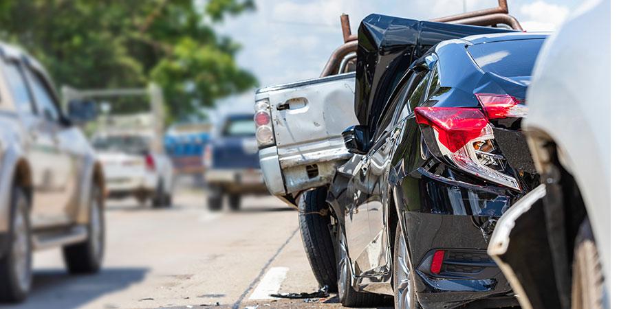 פיצויים בעקבות תאונת דרכים